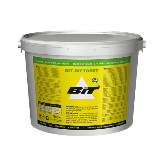 BIT-METOSET (многофункциональный заливочный композит)