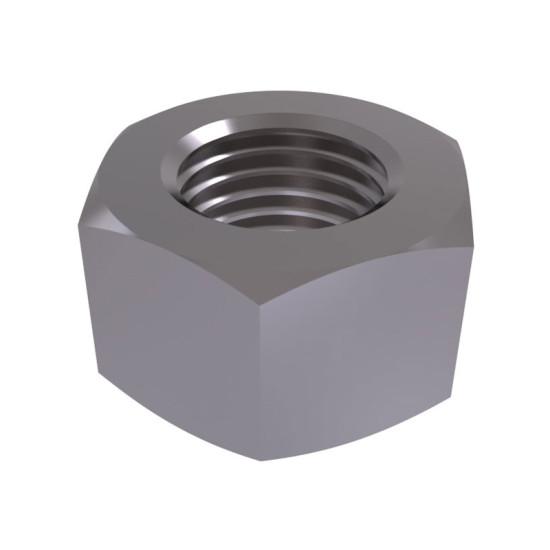 ГОСТ 28919-91 Гайки фланцевых соединений устьевого оборудования