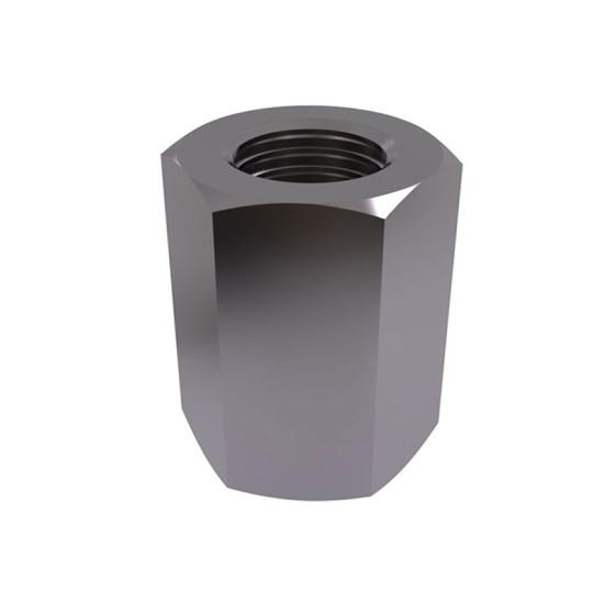 DIN 6334 гайка-втулка соединительная удлиненная
