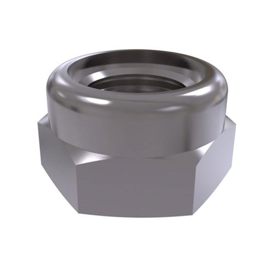 DIN 6925 Гайка с зажимным элементом