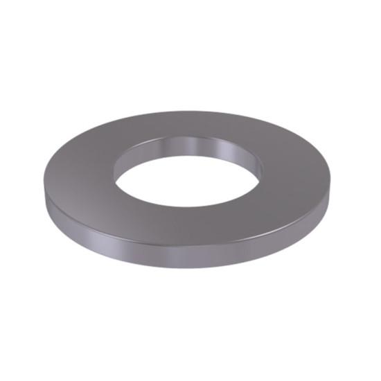 ISO 7090 Шайба плоская