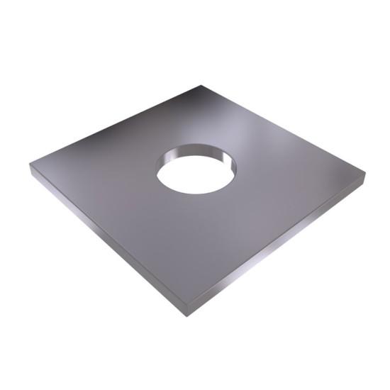 ISO 7094 Шайба квадратная увеличенная плоская