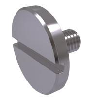DIN 921 Винт с большой плоской цилиндрической головкой