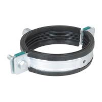 BIS Хомуты для высоких нагрузок с вкладышем EPDM HD1501 (1/2″) (BUP1000) для всех видов труб