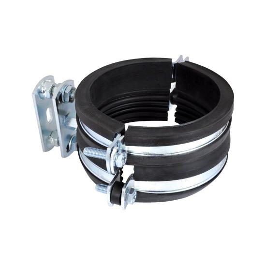 BISMAT 1000 Опорное крепление для чугунных и пластиковых вертикальных труб