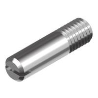 ISO 2342 Винт установочный с прямым шлицем