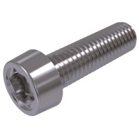 ISO 14580 Винт с низкой цилиндрической головкой